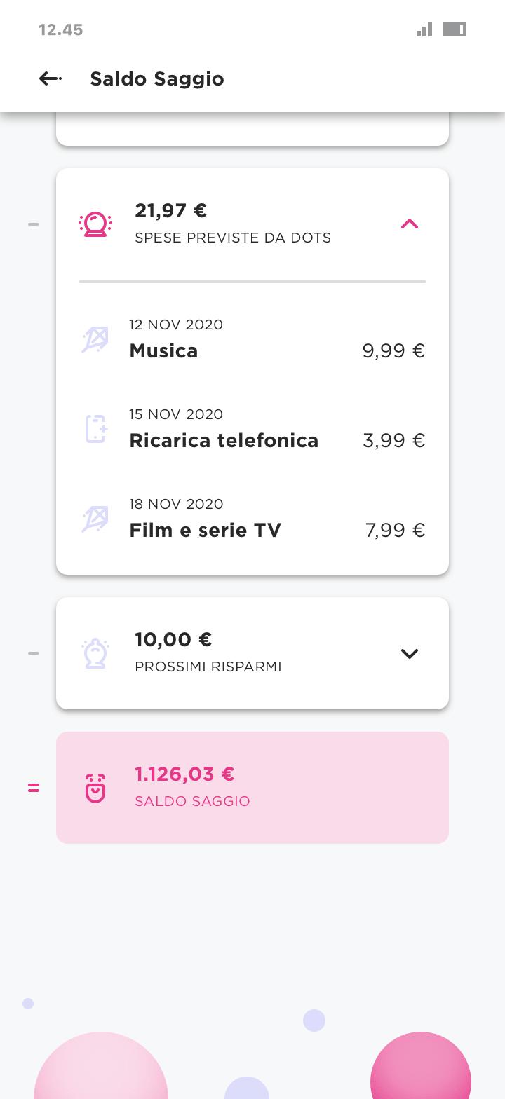 Spese future